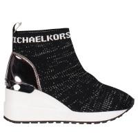 Afbeelding van Michael Kors ZIA NEO ORA kindersneakers zwart