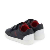 Afbeelding van Boss J09146 kindersneakers navy