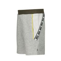 Afbeelding van Boss J04394 baby shorts grijs