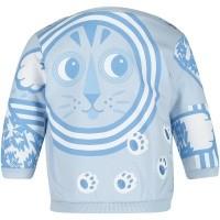 Afbeelding van Kenzo KM15513 baby trui licht blauw