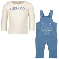 Afbeelding van Kenzo K98016 babysetje blauw
