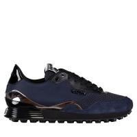 Afbeelding van Cruyff CC7460183350 heren sneakers navy