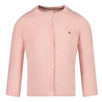 Afbeelding van Tommy Hilfiger KN0KN01352 baby vest licht roze