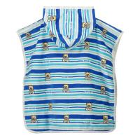 Afbeelding van Moschino MUX03E baby badkleding blauw