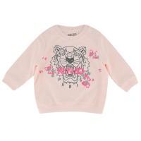 Afbeelding van Kenzo KP15023 baby t-shirt licht roze