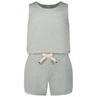 Afbeelding van Chloé C14621 kinder jumpsuit licht grijs