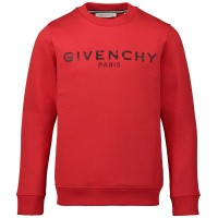 Afbeelding van Givenchy H25145 kindertrui rood