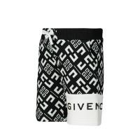 Afbeelding van Givenchy H04070 Joggingshorts zwart