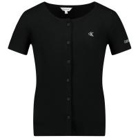 Afbeelding van Calvin Klein IG0IG00765 kinder t-shirt zwart