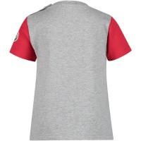 Afbeelding van Moncler 8023850 baby t-shirt grijs