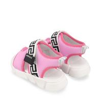 Afbeelding van Versace 1000246 kindersandalen roze