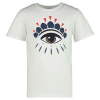 Afbeelding van Kenzo KN10508 kinder t-shirt wit