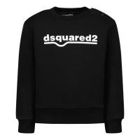 Afbeelding van Dsquared2 DQ0560 baby trui zwart
