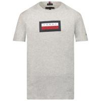 Afbeelding van Tommy Hilfiger KB0KB06518 kinder t-shirt grijs