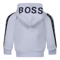 Afbeelding van Boss J95321 baby vest licht blauw