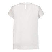 Afbeelding van MonnaLisa 317621PM baby t-shirt wit