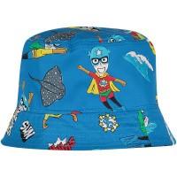 Afbeelding van Dolce & Gabbana LN4H42 baby hoedje blauw