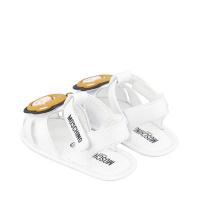 Afbeelding van Moschino 67333 babysneakers wit