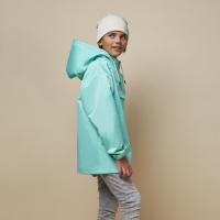 Afbeelding van SEABASS ANORAK RAIN JACKET kinderjas mint