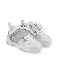 Afbeelding van MonnaLisa 877007 kindersneakers wit