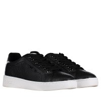 Picture of Guess FL5BEKFAL12 womens sneakers black