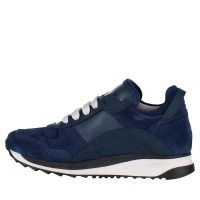 Afbeelding van Dsquared2 57156 kindersneakers cobalt blauw