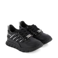 Afbeelding van Dsquared2 65013 kindersneakers zwart