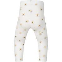 Afbeelding van MonnaLisa 313409 baby legging wit
