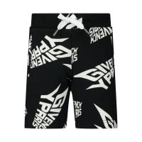 Afbeelding van Givenchy H04087 baby shorts zwart