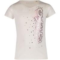 Afbeelding van Guess K83I05 kinder t-shirt off white