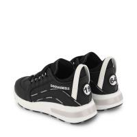 Afbeelding van Dsquared2 67049 kindersneakers zwart