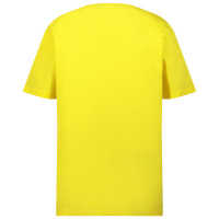 Afbeelding van Boss J25G97 kinder t-shirt geel