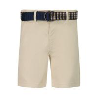 Afbeelding van Mayoral 1238 baby shorts licht beige