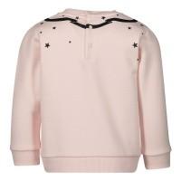 Afbeelding van Givenchy H05099 baby trui licht roze
