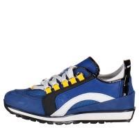 Afbeelding van Dsquared2 59816 kindersneakers cobalt blauw