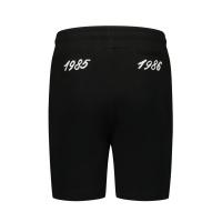 Afbeelding van in Gold We Trust CHAIN EMBROIDERY SHORT kinder shorts zwart