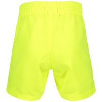 Afbeelding van Boss J04325 baby badkleding fluor geel