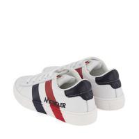 Afbeelding van Moncler 4M70320 kindersneakers wit