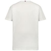 Afbeelding van Tommy Hilfiger KB0KB05844 kinder t-shirt wit