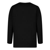 Afbeelding van Givenchy H05141 baby t-shirt zwart