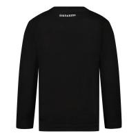 Afbeelding van Dsquared2 DQ0555 baby t-shirt zwart