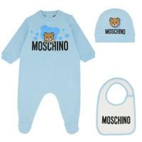Afbeelding van Moschino MUY020 boxpakje licht blauw