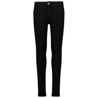 Afbeelding van Calvin Klein IB0IB00766 kinder jeans zwart
