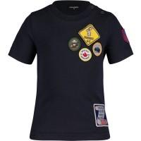 Afbeelding van Dsquared2 DQ03G2 baby t-shirt navy