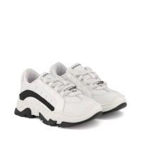 Afbeelding van Dsquared2 63464 kindersneakers wit