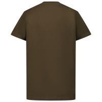 Afbeelding van Dsquared2 DQ0149 kinder t-shirt donker groen