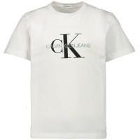Afbeelding van Calvin Klein IU0IU00068 kinder t-shirt wit