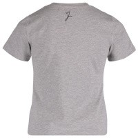 Picture of Jacky Girls JGHS19006 kids t-shirt grey
