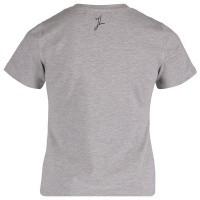 Afbeelding van Jacky Girls JGHS19006 kinder t-shirt grijs