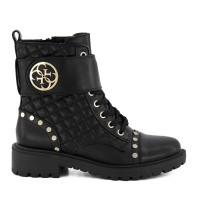 Picture of Guess FL7HEALEA10 womens boots black